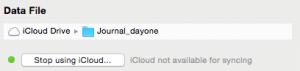 DayOne_icloud