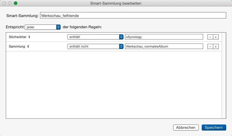 Smart-Sammlung mit Lightroom mobile synchronisieren › Kunckel EDV ...